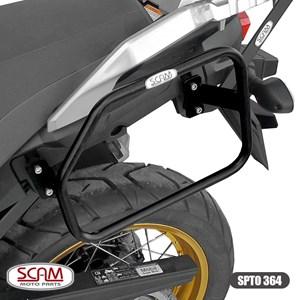 SUPORTE ALFORGE / MALA LATERAL SCAM SUZUKI V-STROM 1000 2014- / 650 2019-