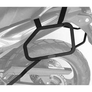 SUPORTE ALFORGE / MALA LATERAL SCAM SUZUKI V-STROM 650 2013 EM DIANTE