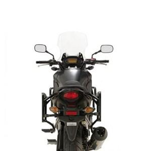 SUPORTE BAU LATERAL CB 500X 2013 EM DIANTE GIVI PL1121CAM (OUTBACK)