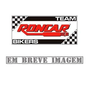 SUPORTE BAU LATERAL RONCAR TRIUMPH TIGER 1200 2013-16 TUBOLAR PRETO