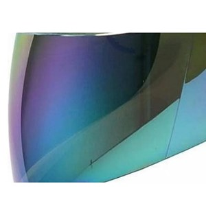 Viseira VAZ V05 / V10 / V100 / V12 / V120 / VX / VRX / VS1 C/ Botão Polivisor 1723CA