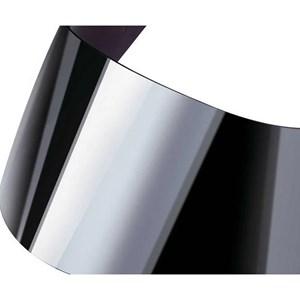 Viseira VAZ V05 / V10 / V100 / V12 / V120 / VX / VRX / VS1 C/ Botão Polivisor 1723CR